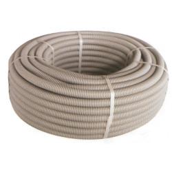 Гофрированная пластиковая труба для прокладки кабелей