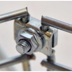 Крепеж и инструмент для лотков