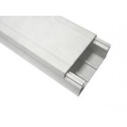 Кабель-канал DKC In-Liner Front 110х50, без перегородок, с крышкой, белый